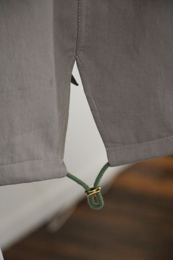 parka ottobre - a sewing tale