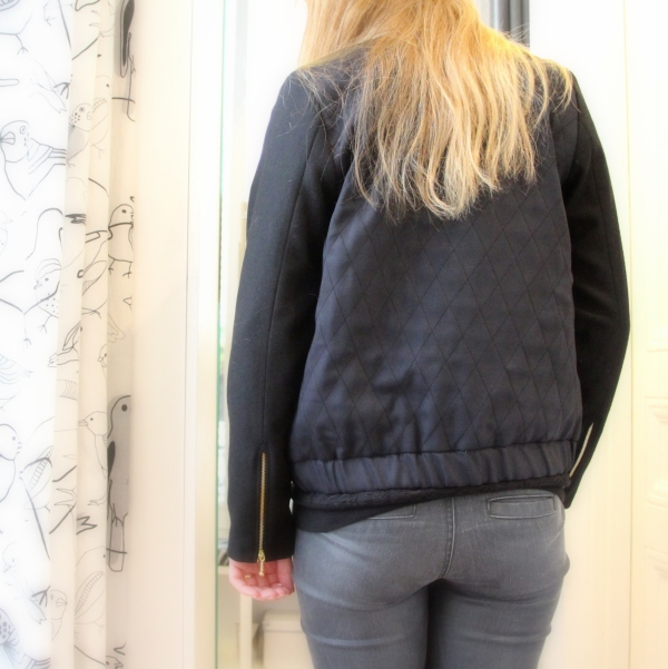 mai jacket - named - a sewing tale