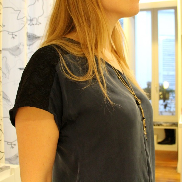 Sutton Blouse - True Bias - A Sewing Tale