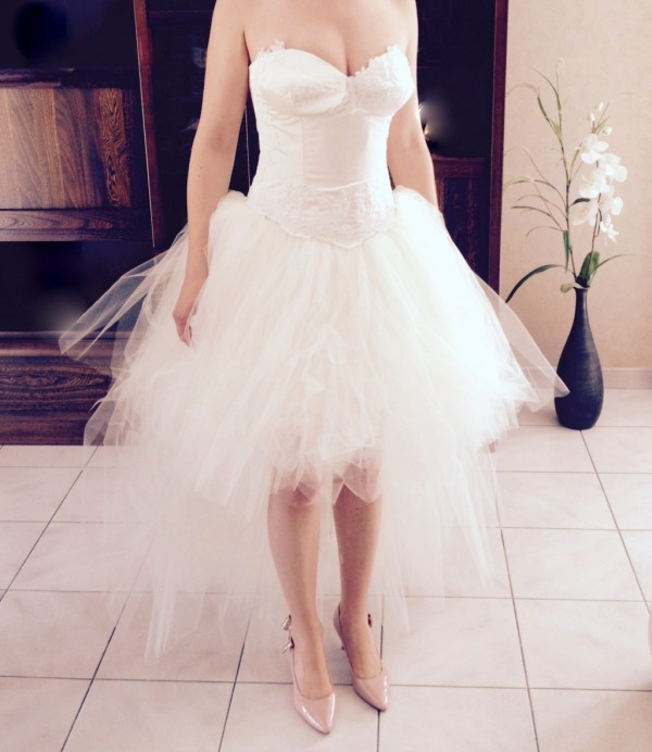wedding dress - burda - a sewing tale