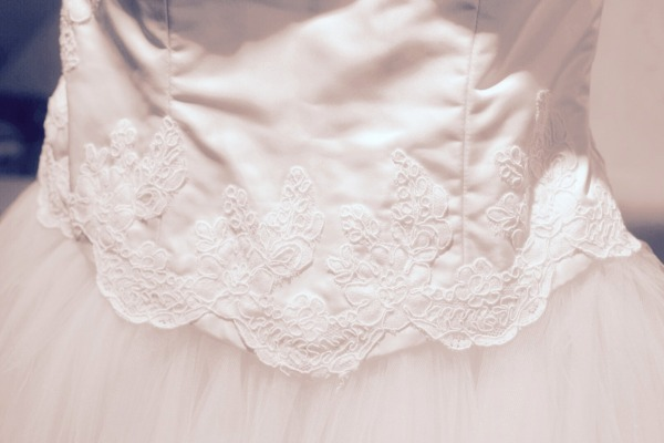 wedding dress - burda - a sewing tale